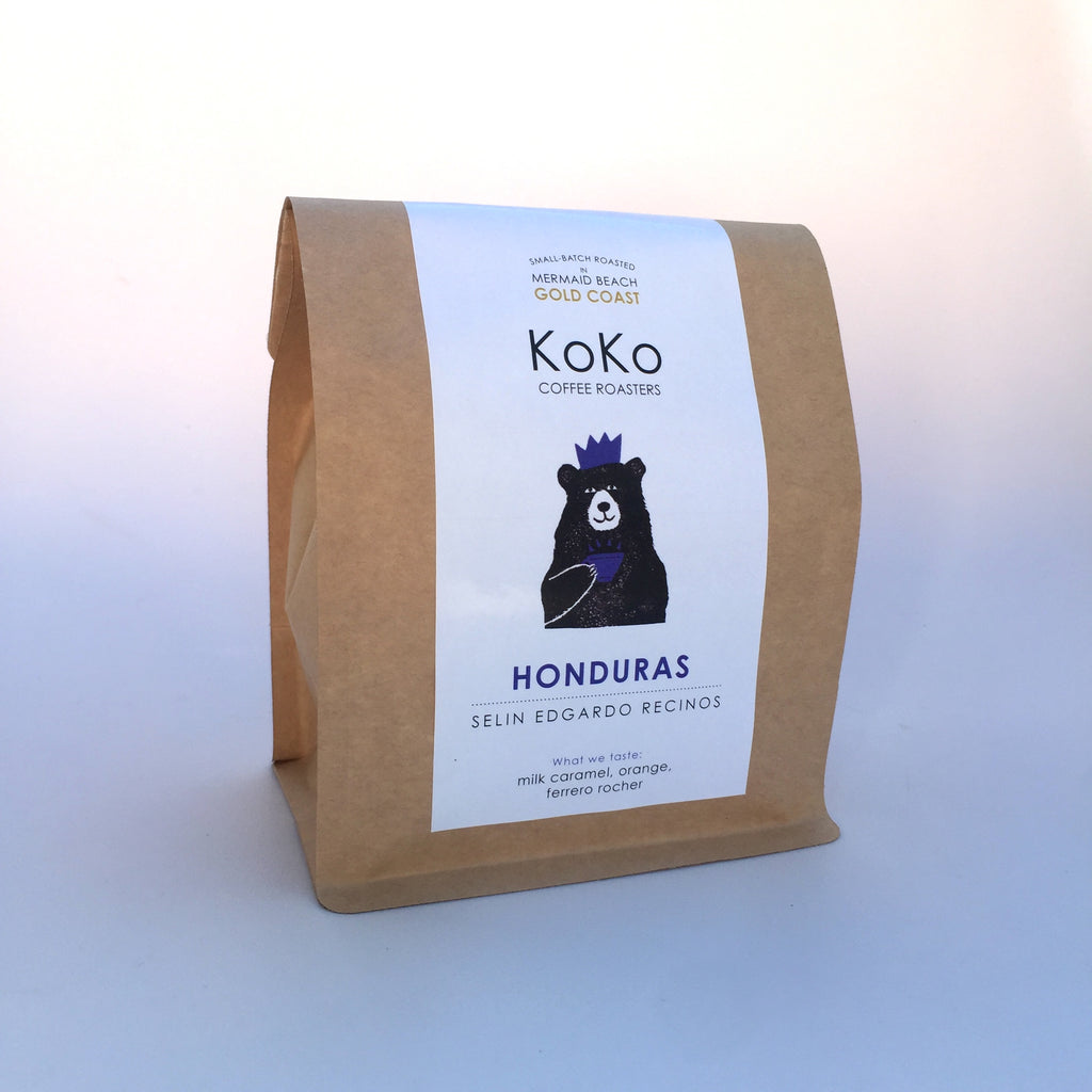 Honduras Selin Edgardo Recinos - KoKo Coffee Roasters