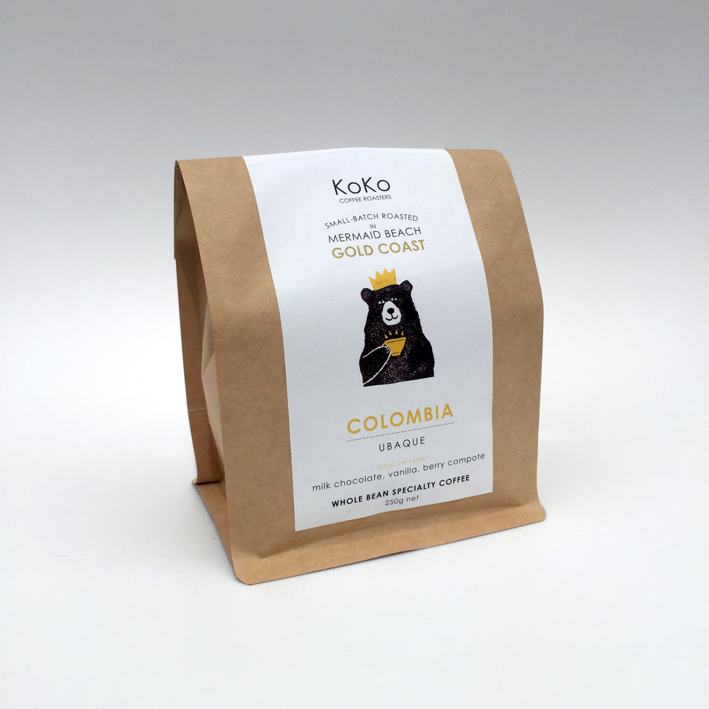 Colombia Ubaque - KoKo Coffee Roasters