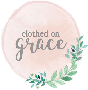 Clothed on Grace