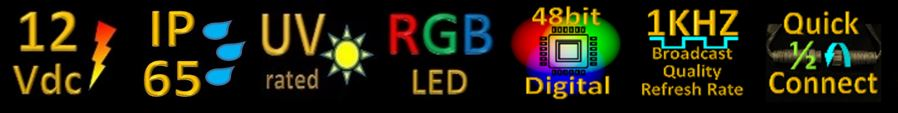 Minleon RGB Linear Light Spec Icons