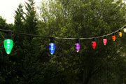 F50 E27 Decorative Festoon Bulb - Flat Festoon String