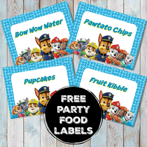 image regarding Paw Patrol Printable titled Absolutely free Paw Patrol Printables Minimal Wings NZ