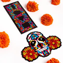 LOVE MUERTOS Sticker Pack