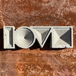 LOVE Icon #2 Sculpture