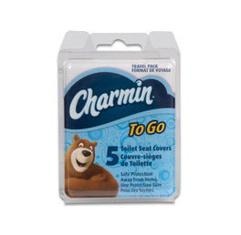 Charmin To Go Toilet Seat Covers