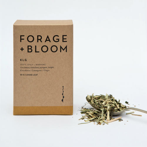 Forage + Bloom KLG Tea