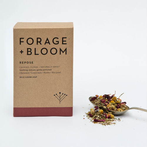 Forage + Bloom Repose Tea