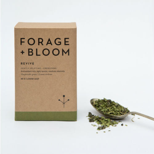 Forage + Bloom Revive Tea