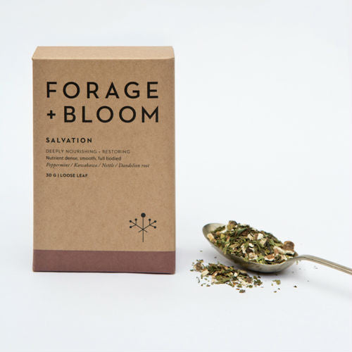 Forage + Bloom Salvation Tea