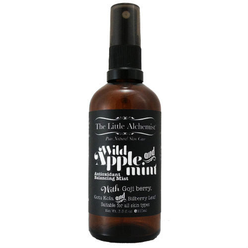 The Little Alchemist Wild Apple & Mint Balancing Hydrate Mist