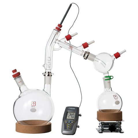Ai 2 Liter Short Path Distillation Kit with Options, ACROSS INTERNATIONAL