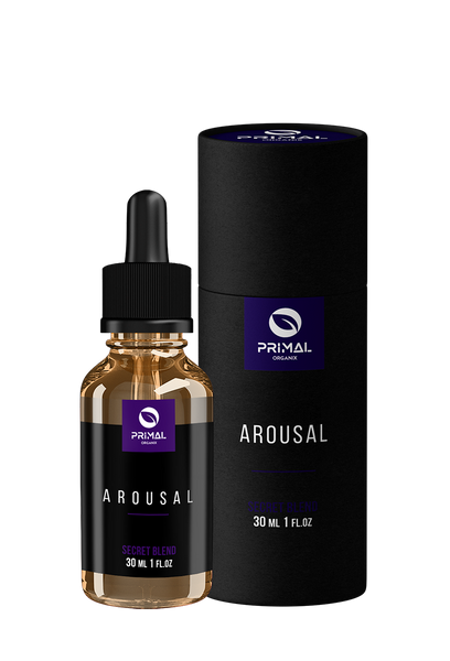 PRIMAL ORGANIX- Arousal - 30mL