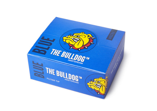 The Bulldog Amsterdam Blue Filters, smoke, smoke accessories