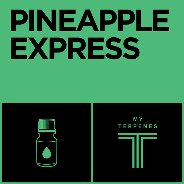 Terpene - Pineapple Express Strain Profile