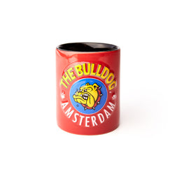 THE BULLDOG AMSTERDAM 3D Print Coffee Mug Red, smoke, smoke accessories