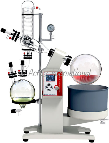 Ai SolventVap 1.3-Gallon/5L Rotary Evaporator w/ Motorized Lift, across international