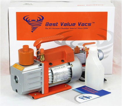 BVV 3CFM BASIC VACUUM PUMP KIT