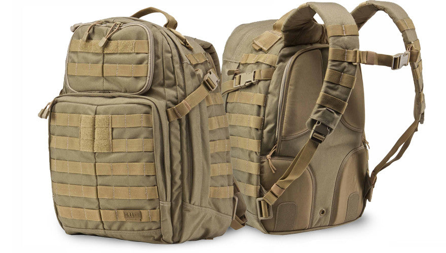 5.11 Tactical Rush24 Backpack Reviews