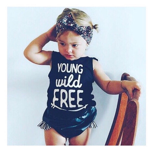 Young Wild Free Tee