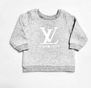 LITTLE VILLIAN CREW JUMPER