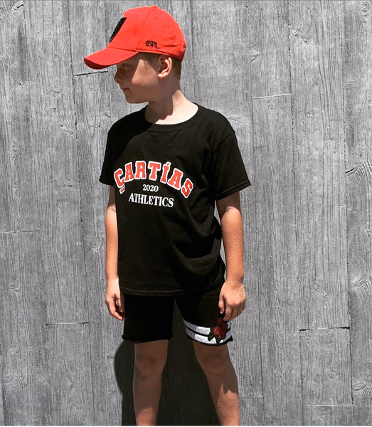 KIDS ATHLETICS TEE