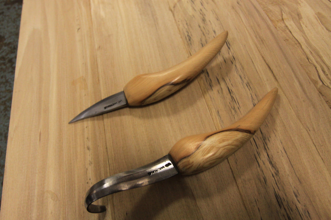 Spoon carving set