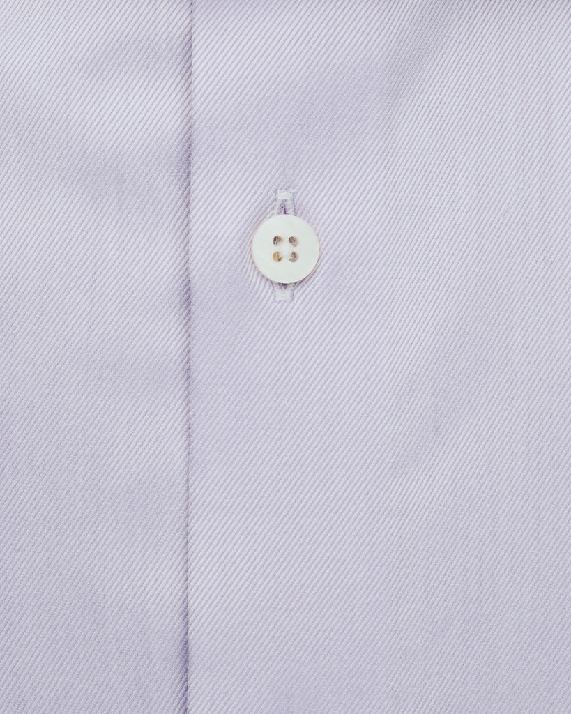 Fine Twill Lavender Shirt ( Limited Stocks available )