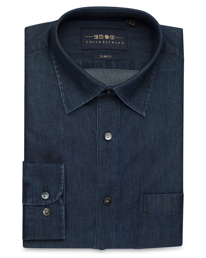 Casual Shirts - The Denim Shirt