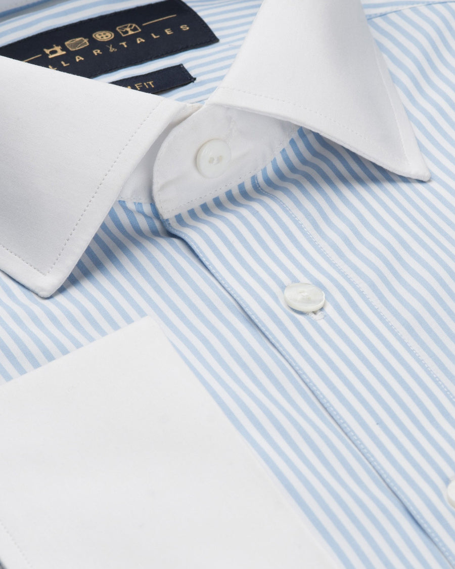 Dress Shirts - Classic Banker's - Blue