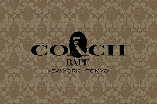 A BATHING APE x COACH