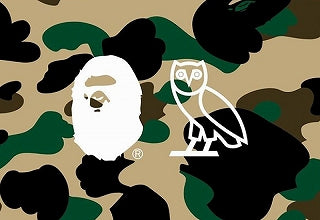 A BATHING APE x OCTOBER'S VERY OWN