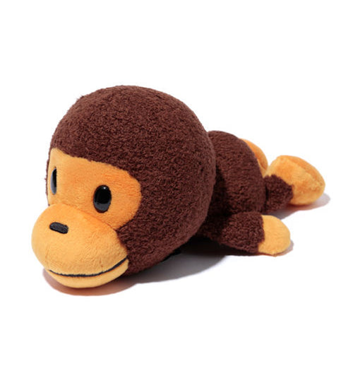 A BATHING APE BABY MILO STORE PLUSH DOLL SLEEPING 25cm
