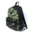 A BATHING APE ABC CAMO BUNGEE CORD DAY PACK - happyjagabee store