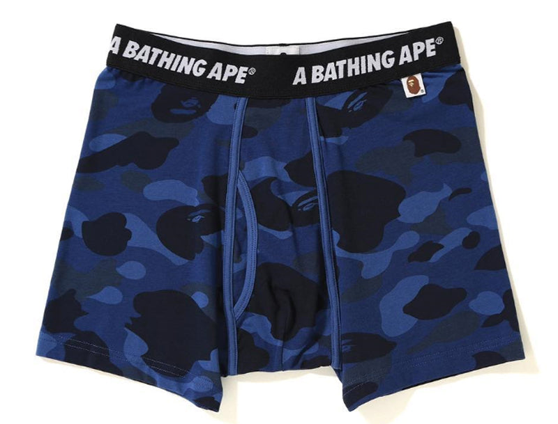 A BATHING APE COLOR CAMO TRUNKS - happyjagabee store