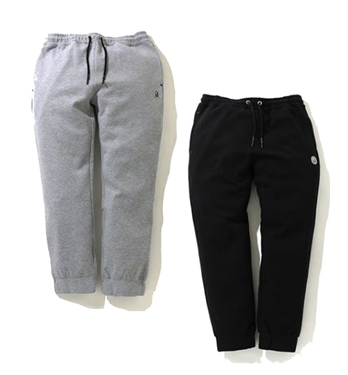 A BATHING APE DOUBLE KNIT JOGGER PANTS