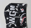 A BATHING APE CITY CAMO SHARK FULL ZIP HOODIE - happyjagabee store