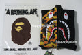 A BATHING APE BAPE x XO CAMO SHARK FULL ZIP HOODIE - happyjagabee store