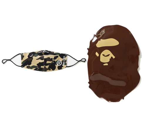A BATHING APE 1ST CAMO MASK