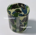 A BATHING APE ABC CAMO LOGO GLASS - happyjagabee store
