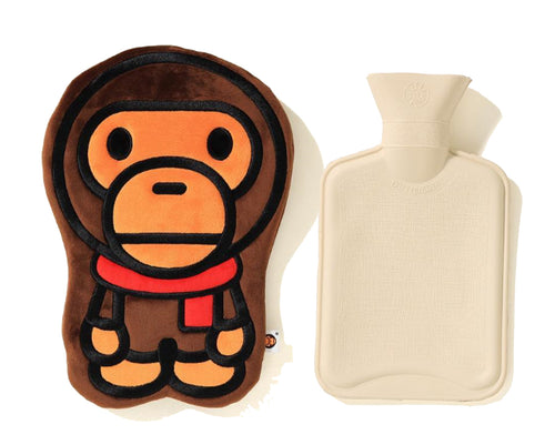 A BATHING APE BABY MILO STORE HOT-WATER BAG - happyjagabee store