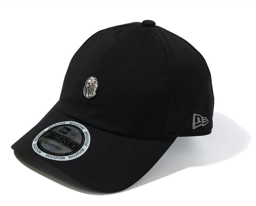 A BATHING APE BAPE BLACK X NEW ERA GORE-TEX MAD FACE CAP