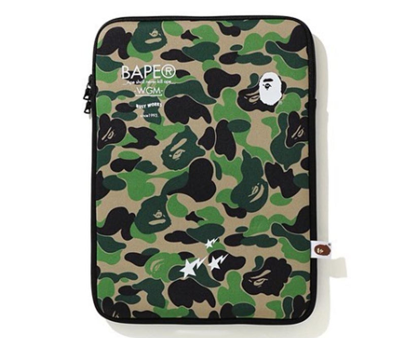 A BATHING APE ABC CAMO PC CASE - happyjagabee store
