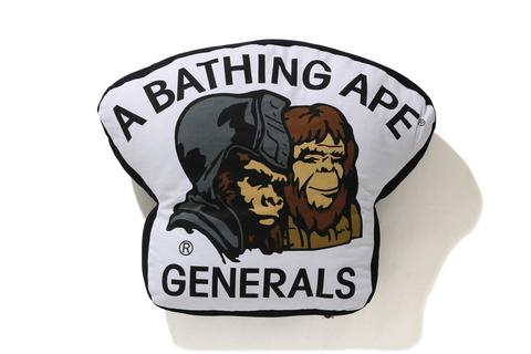 A BATHING APE Goods GENERALS CUSHION