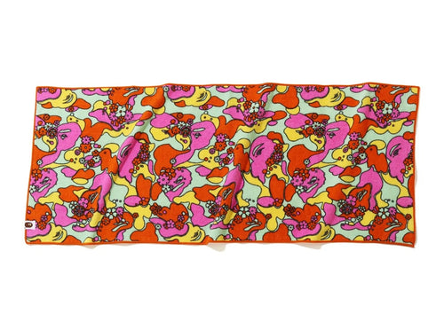A BATHING APE Ladies' ABC CAMO FLOWER SPORT TOWEL