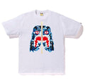 A BATHING APE ABC CAMO TIGER TEE - happyjagabee store