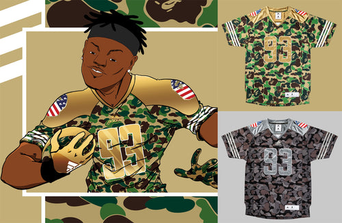 A BATHING APE adidas & BAPE FOOTBALL COLLECTION - happyjagabee store