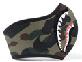 A BATHING APE 1ST CAMO SHARK MASK - happyjagabee store