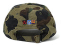 A BATHING APE 1ST CAMO SHARK PANEL CAP - happyjagabee store