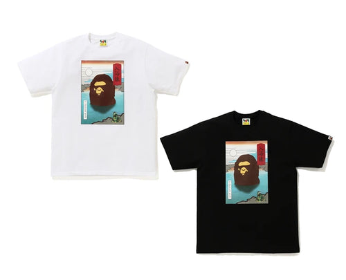 A BATHING APE JAPAN A BATHING APE TEE