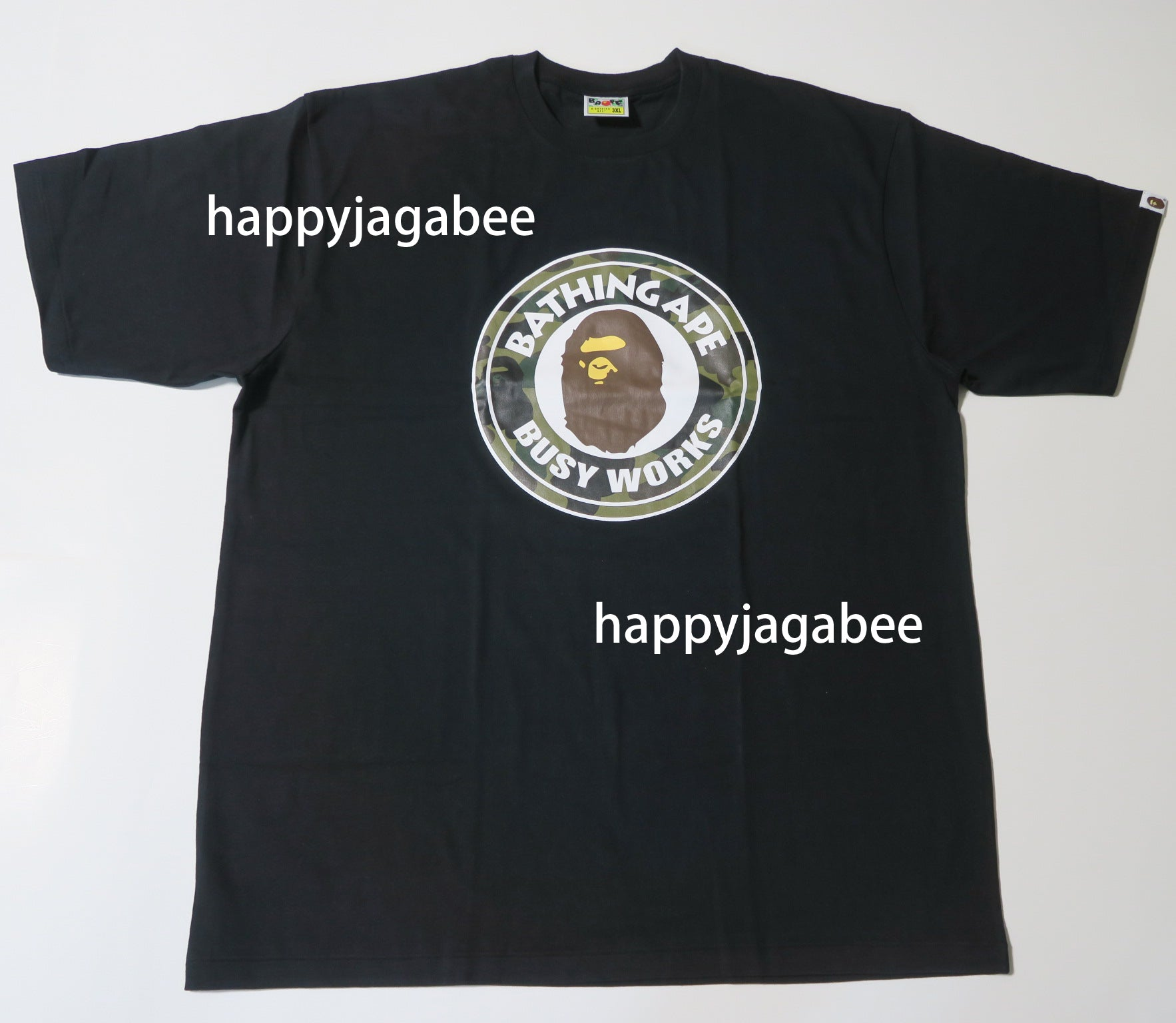 4ebc01c29 ... A BATHING APE 1ST CAMO BUSY WORKS TEE - happyjagabee store ...